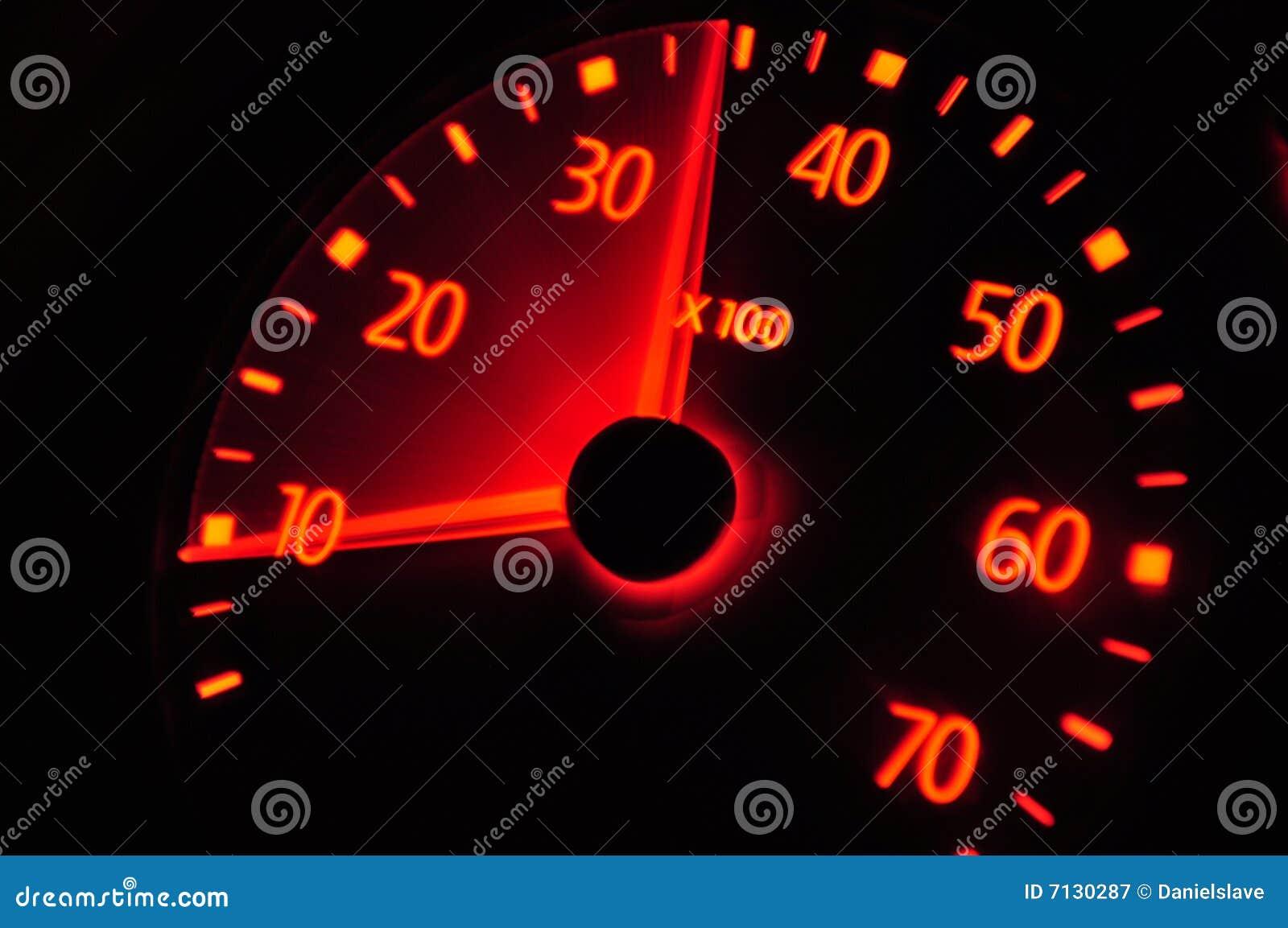 汽车欧洲车速表