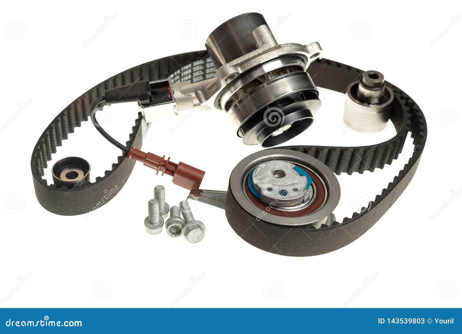 汽车水泵修理工具包同步皮带张力零件