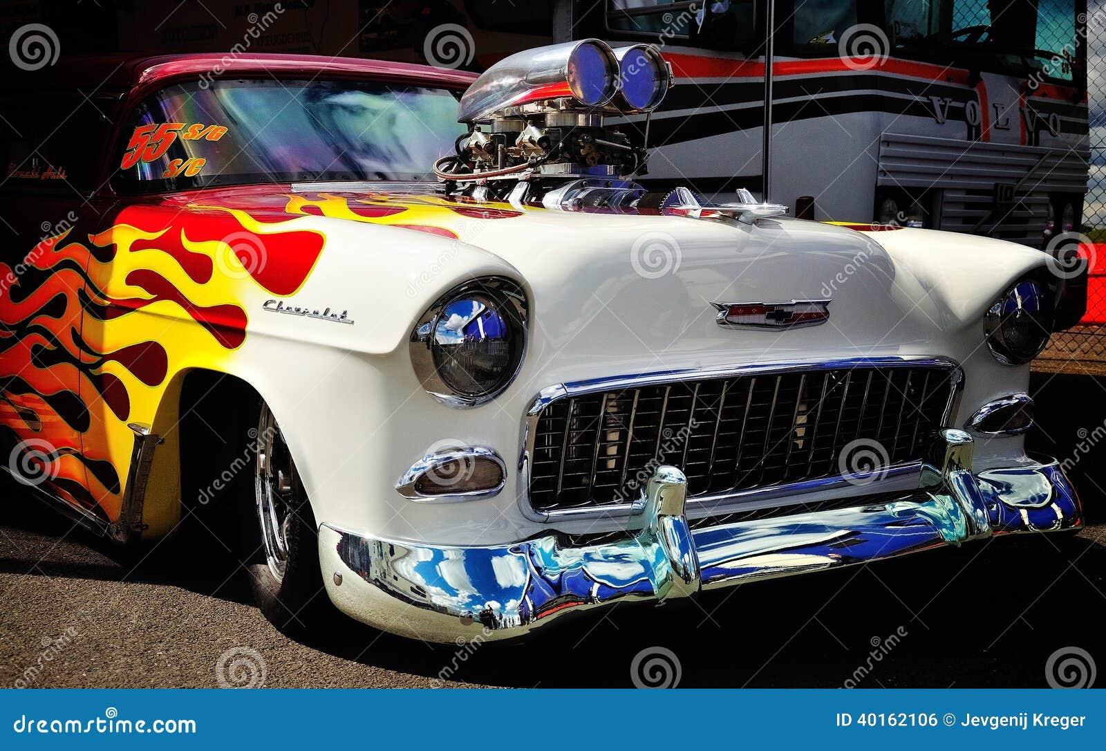 汽车短程加速赛汽车