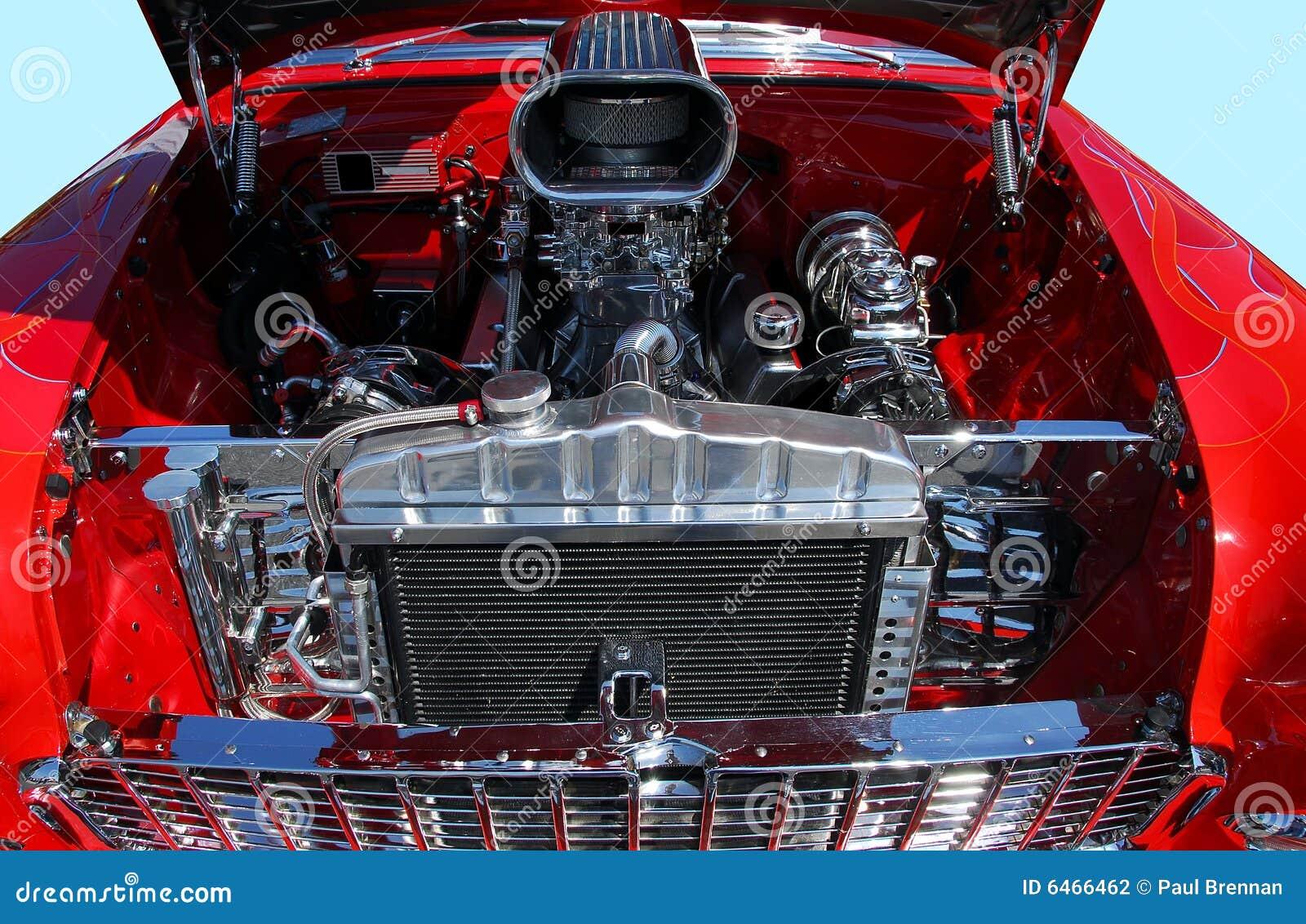汽车经典之作引擎