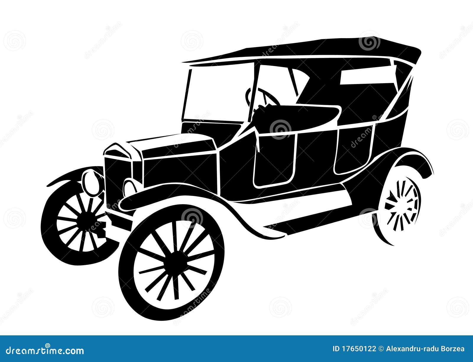 汽车老葡萄酒