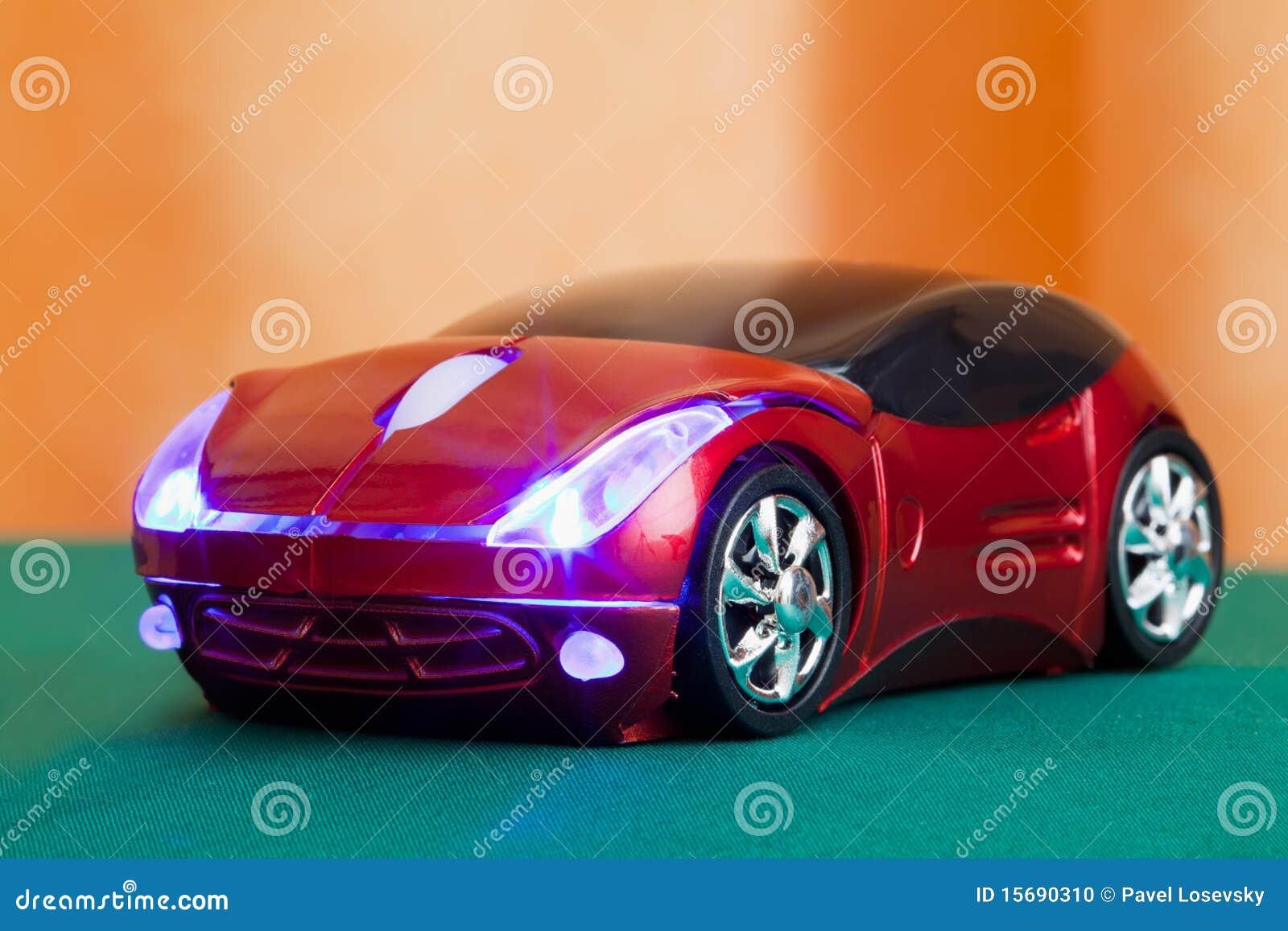 汽车计算机表单鼠标红色体育运动玩&#
