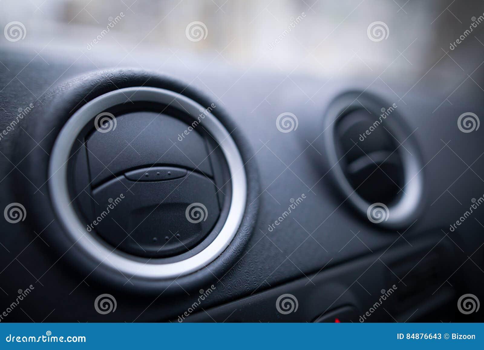 汽车通风孔细节