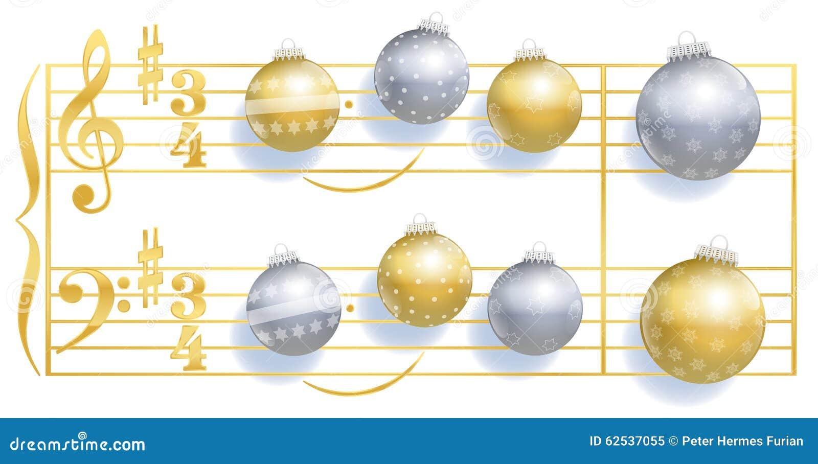 沈默夜圣诞节球歌曲