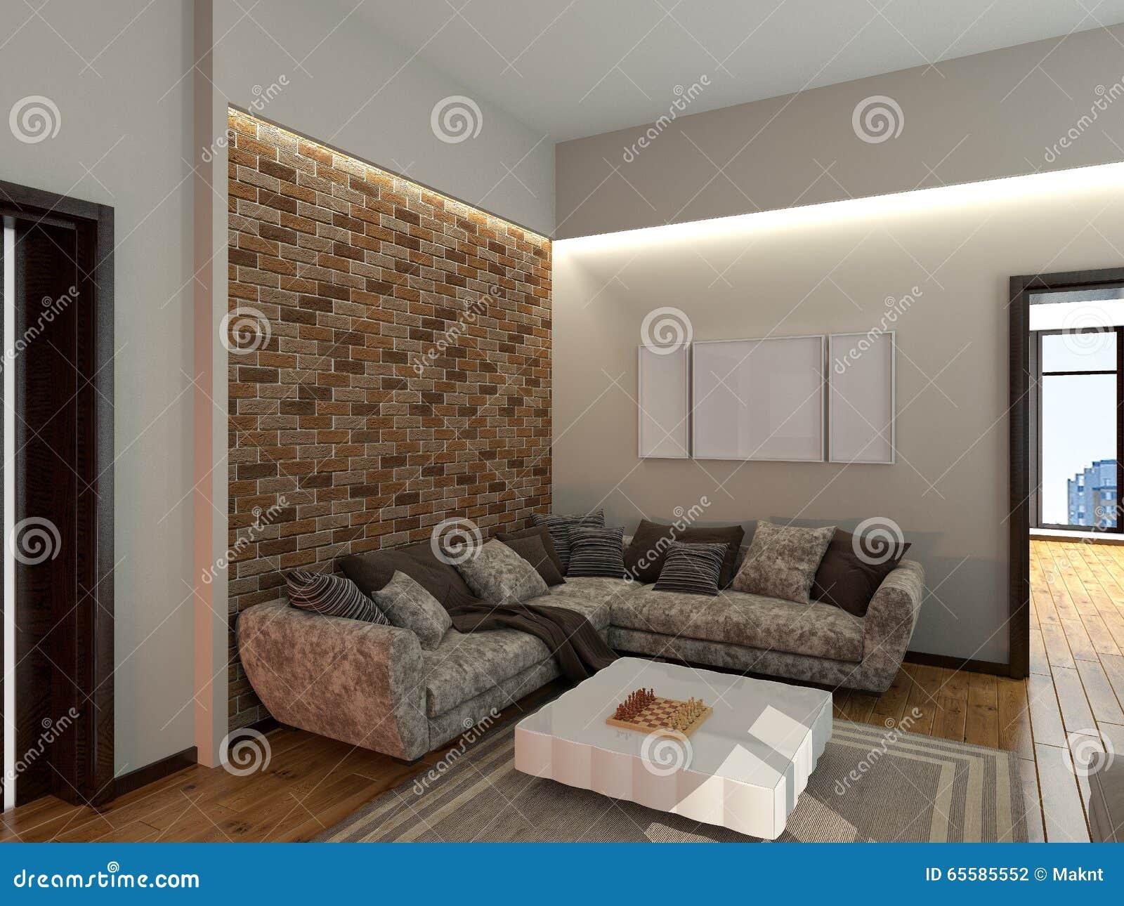 沙发在屋子3d翻译里