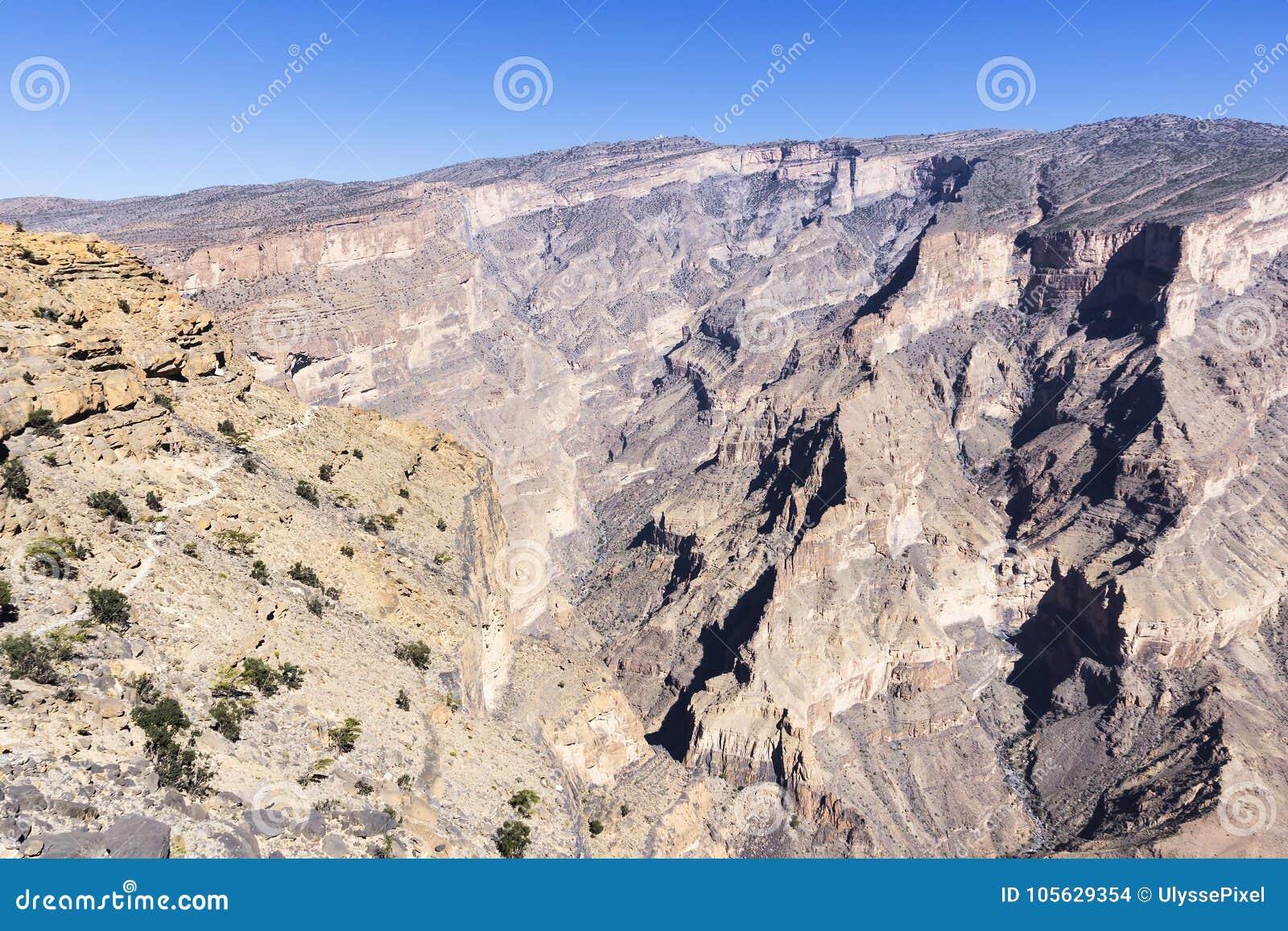 沙姆山-阿曼苏丹国