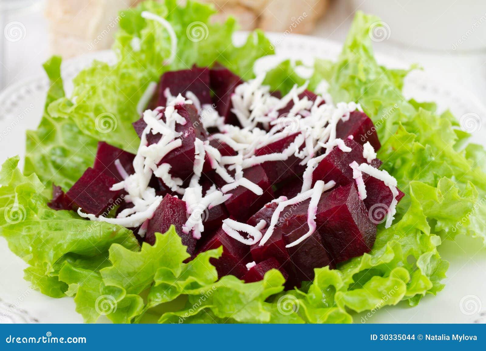 沙拉用甜菜