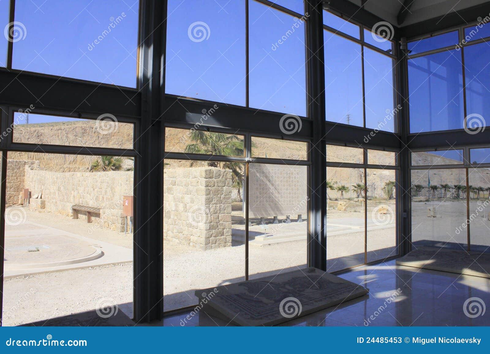 沙漠judea马赛克博物馆