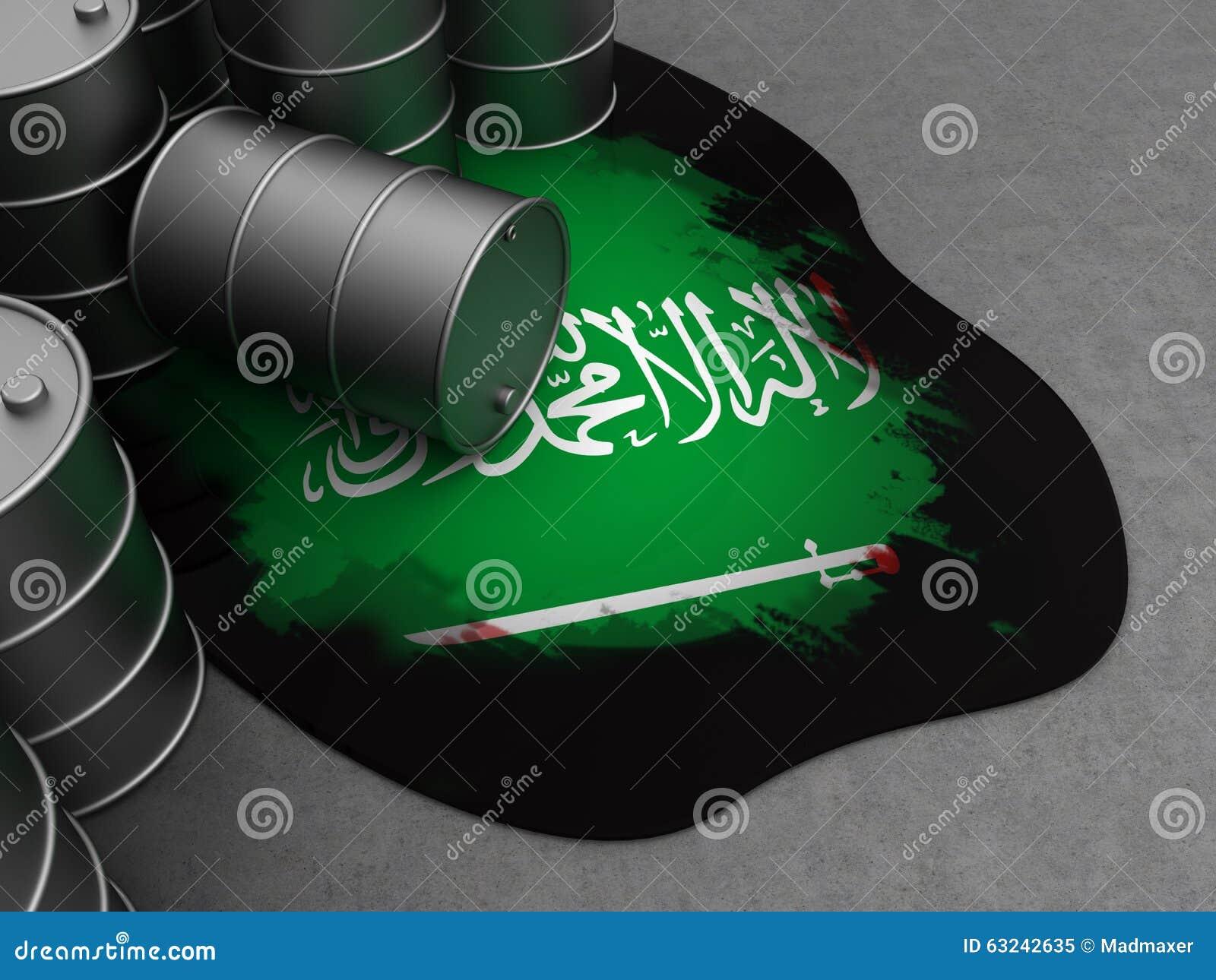沙特阿拉伯和油