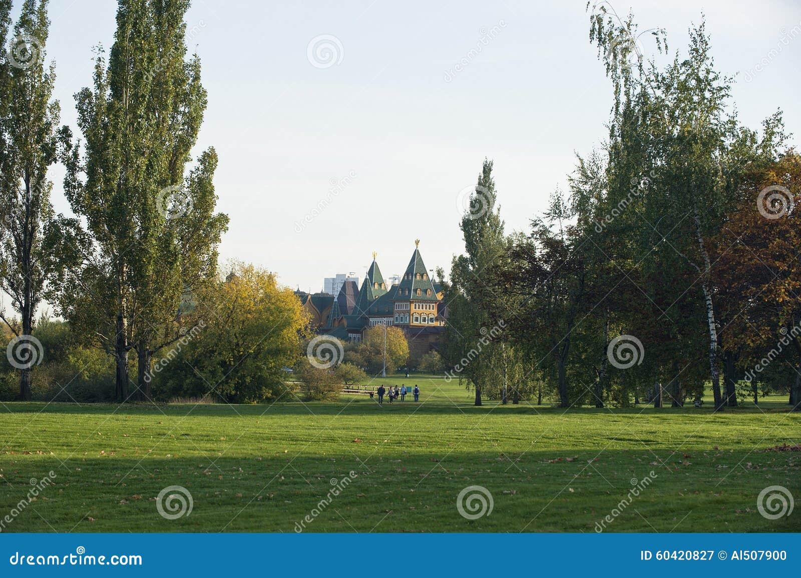 沙皇Alexey Mikhaliovich莫斯科Kolomenskoye宫殿