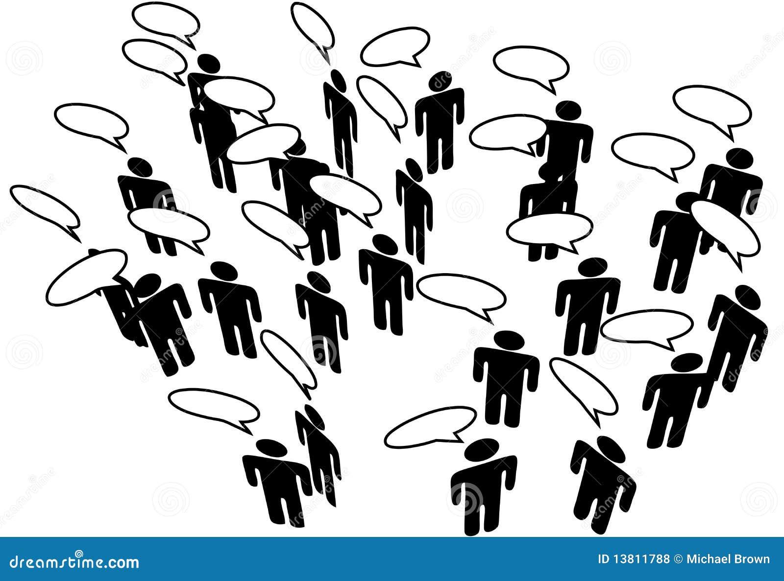 沟通联络媒体网络人社交图片