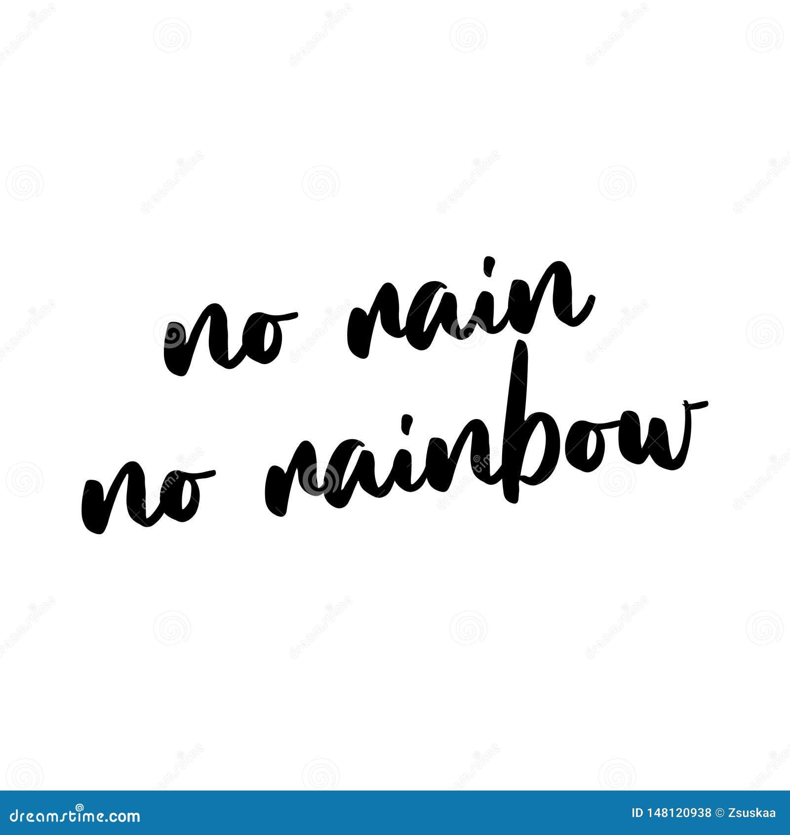 没有雨没有彩虹-每日佛经为幸福生活