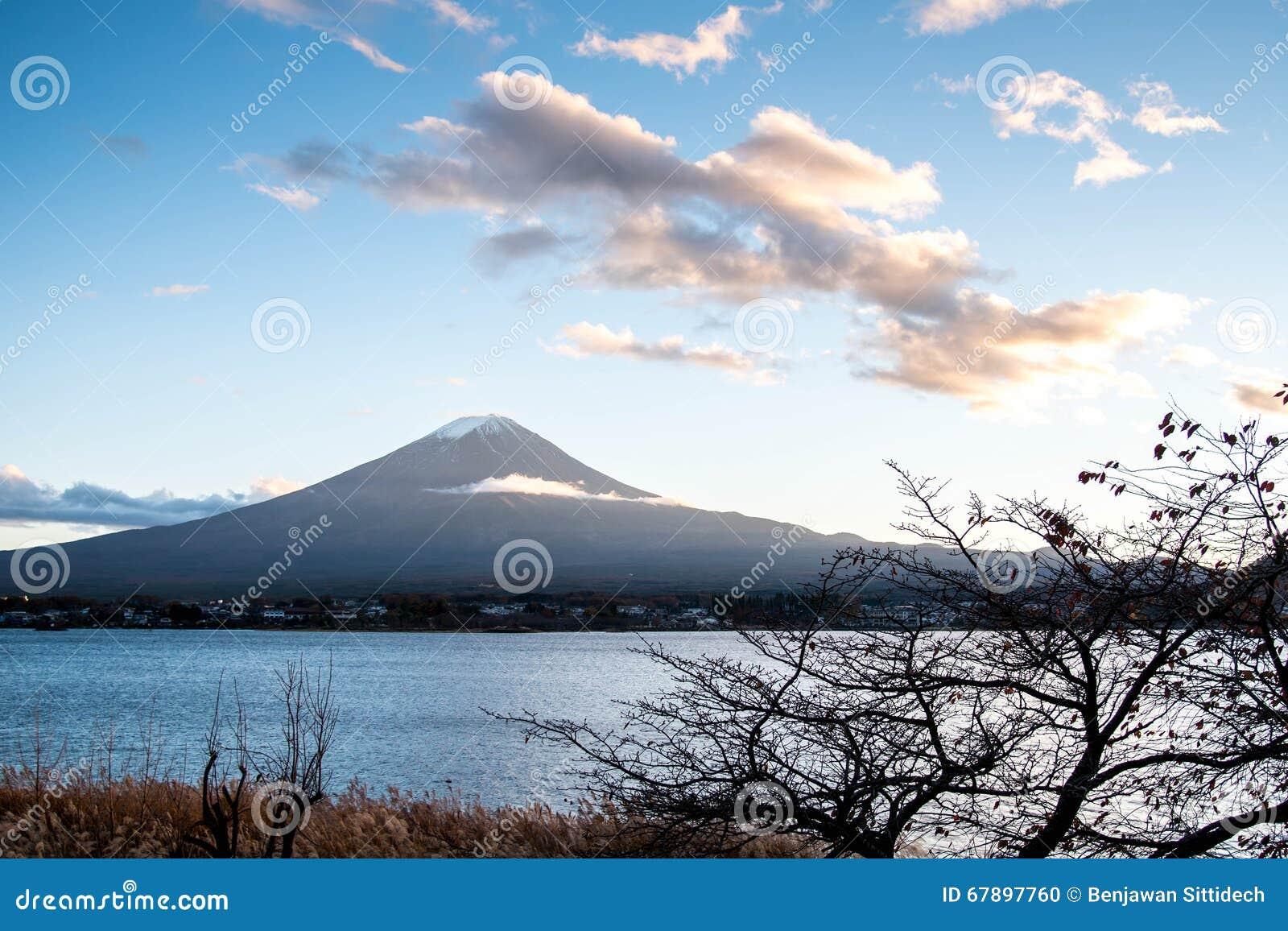 河口湖的,日本富士山