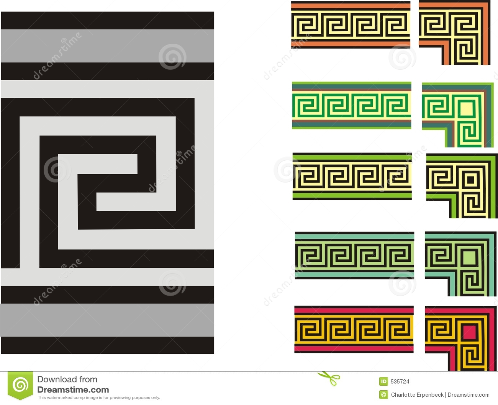 Download 河曲 向量例证. 插画 包括有 带状装饰, 对称, 装饰, 河曲, 反气旋, 模式, 灰色, 装饰品, 国界的 - 535724