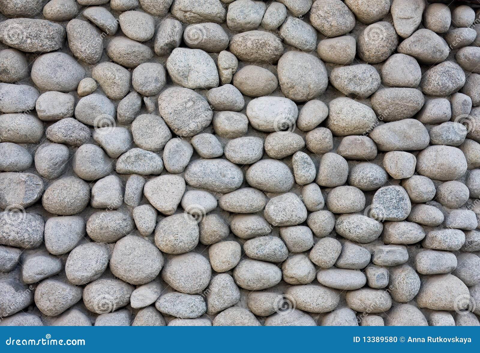 河石纹理墙壁