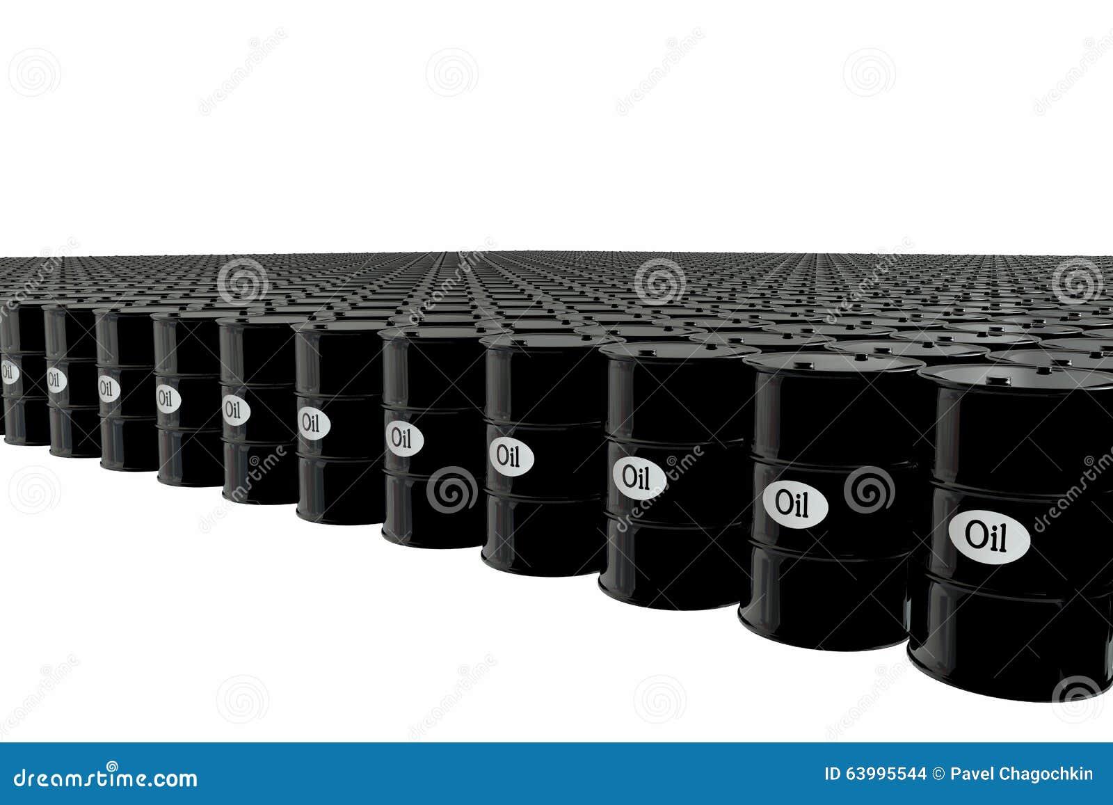 油桶在白色背景的 到达天空的企业概念金黄回归键所有权 美元 美国