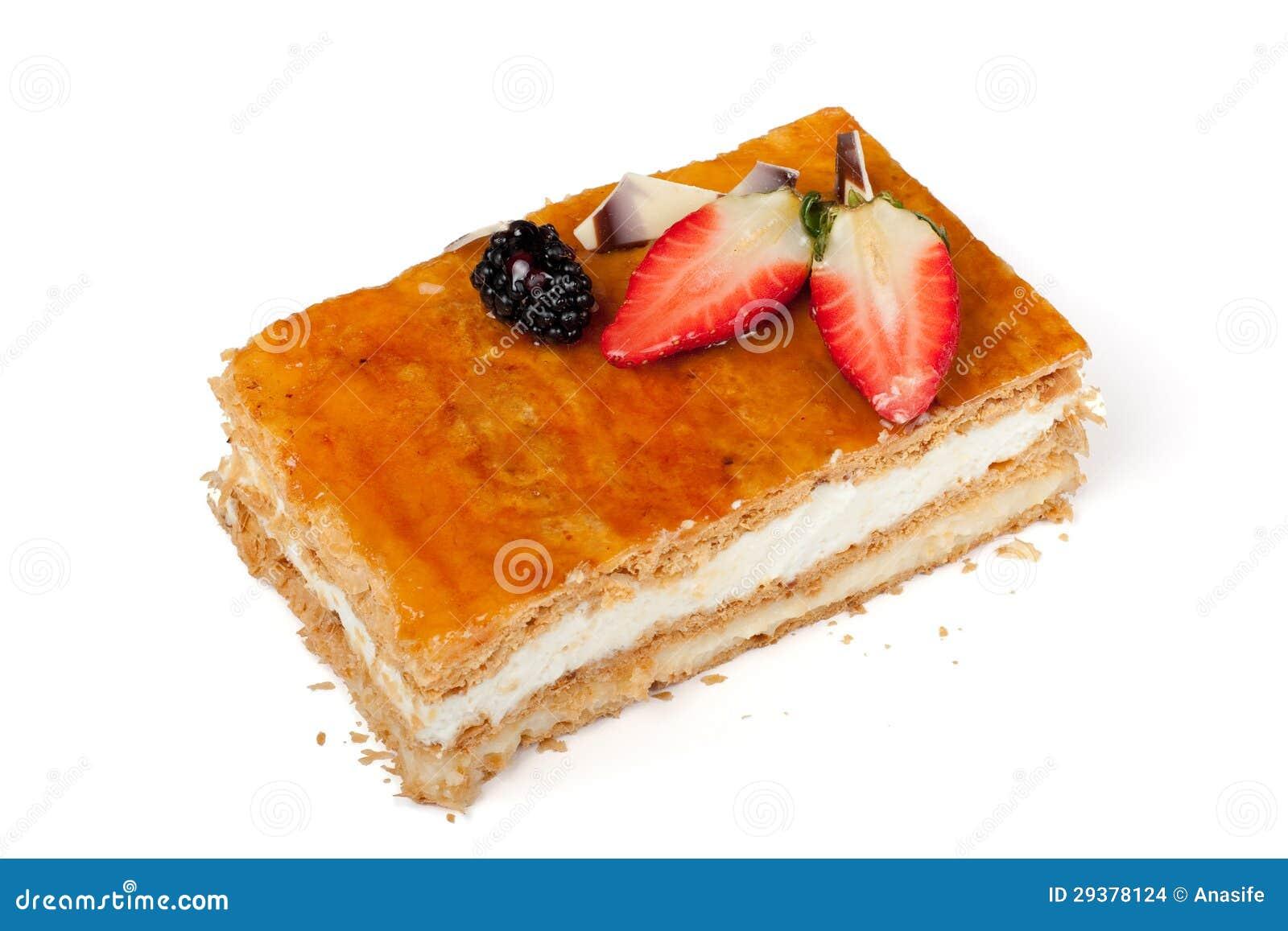 油酥点心饼用草莓