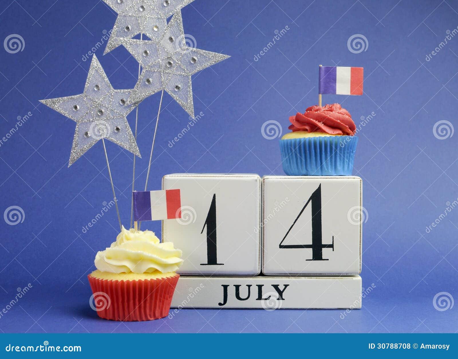 法国国庆节日历,第十四7月14日, 7月,巴士底日