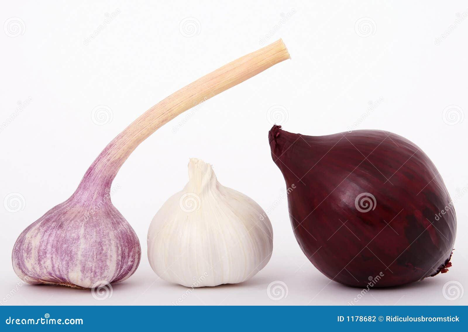 法国大蒜葱红色