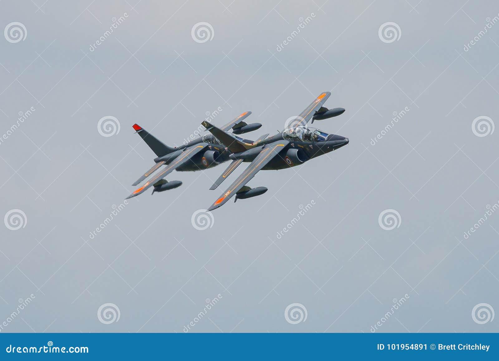 法国阿尔法喷气机