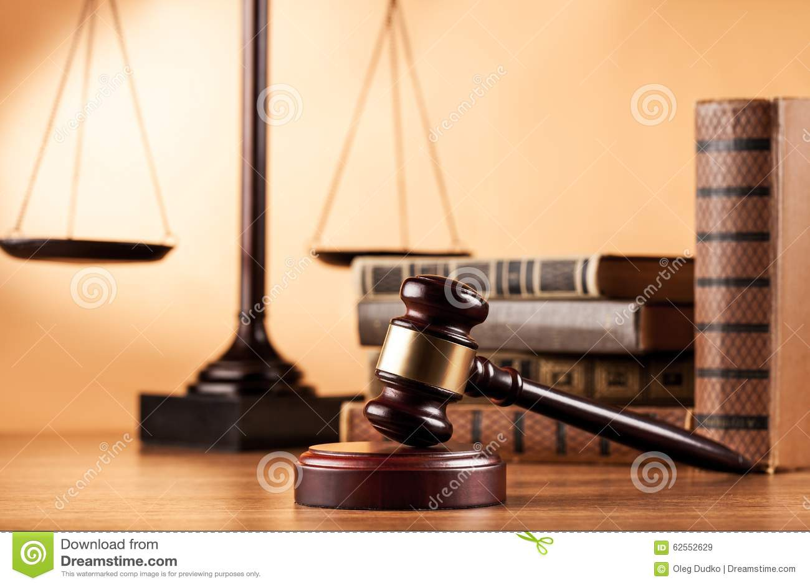 法律的阴影