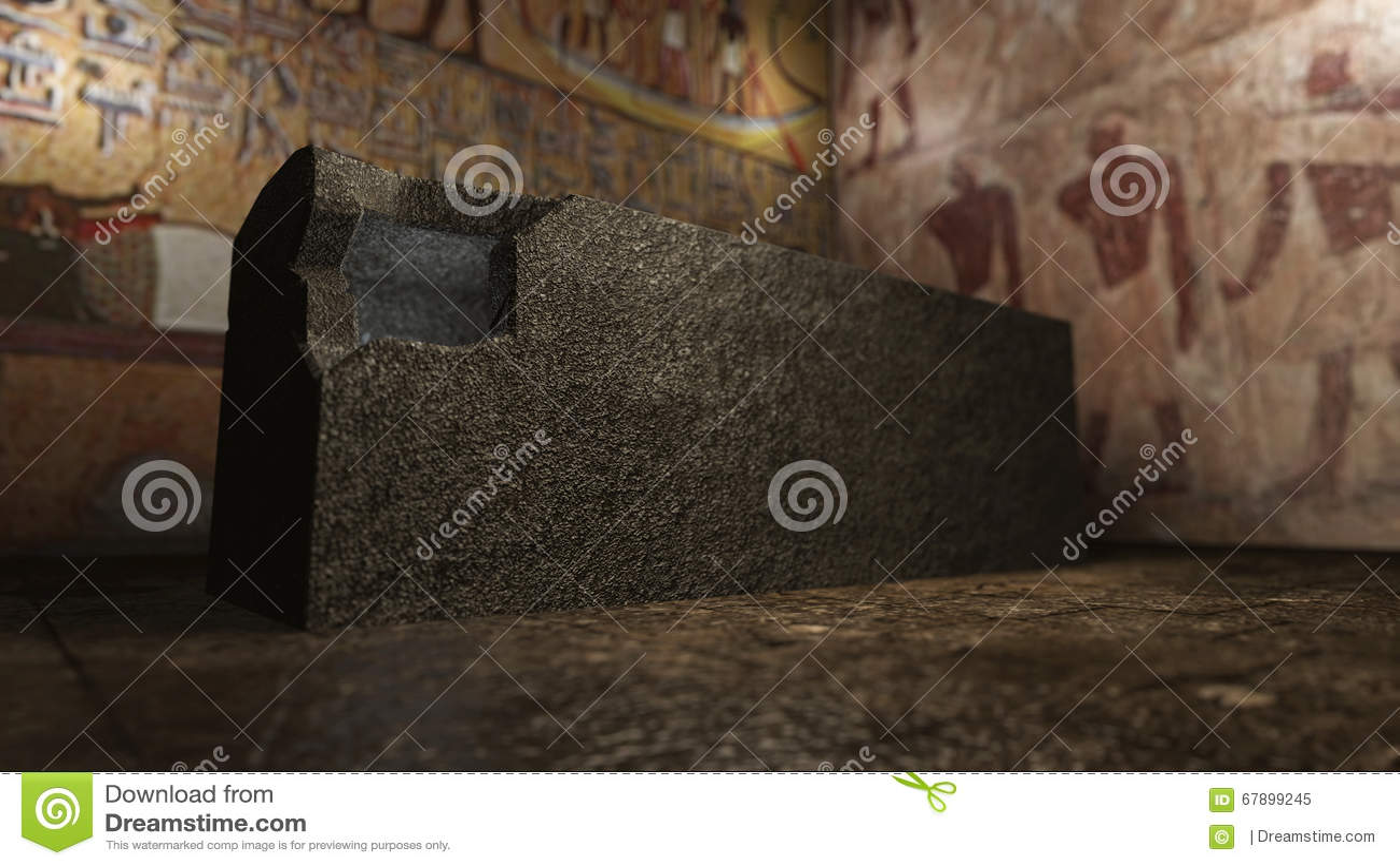 法老王坟茔在古埃及
