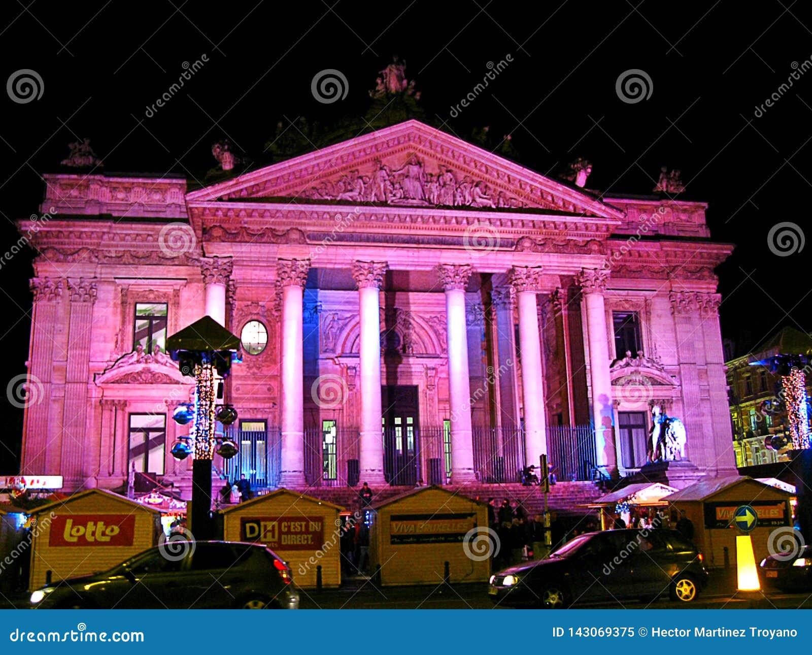法院大楼,布鲁塞尔