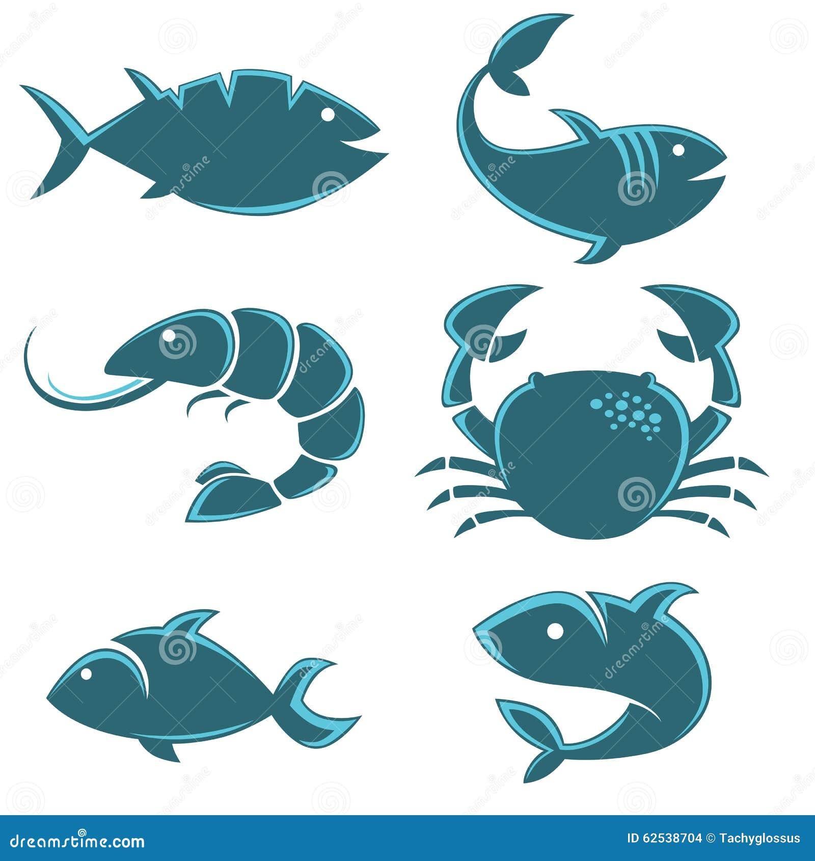泡影复制鱼例证生活海运海草空间文本向量
