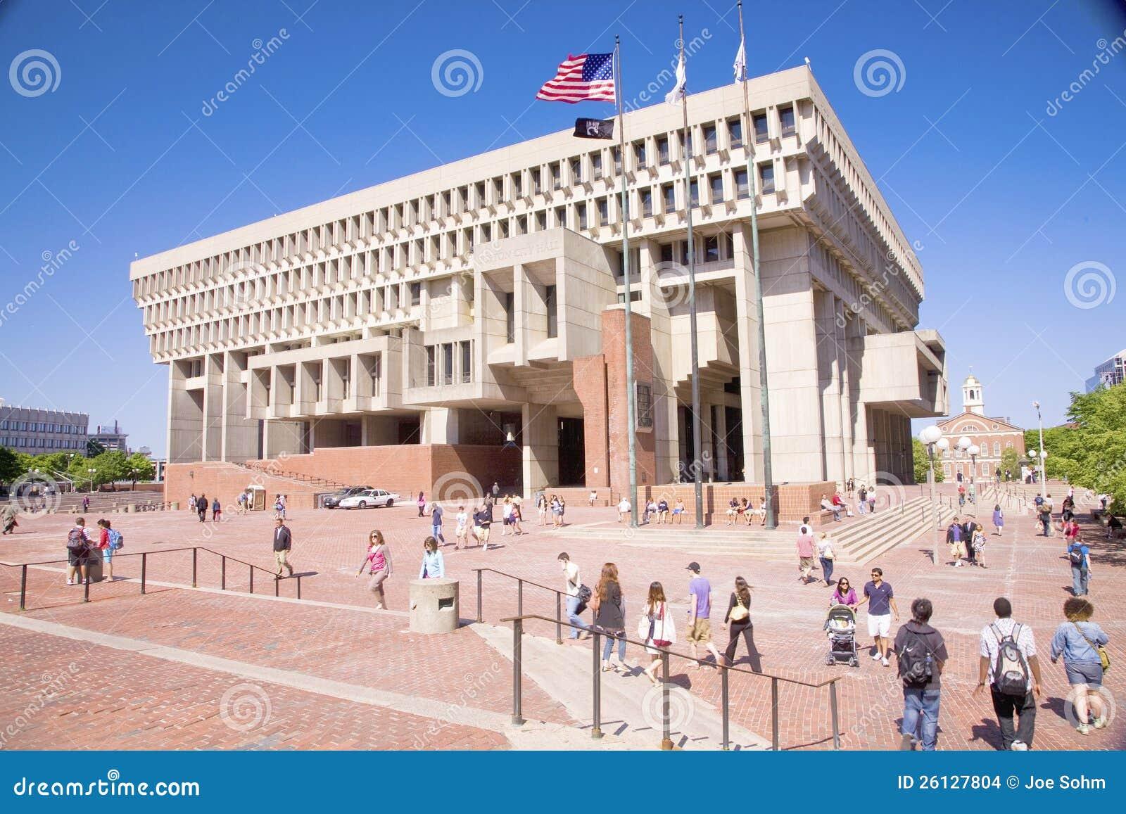 波士顿市政厅