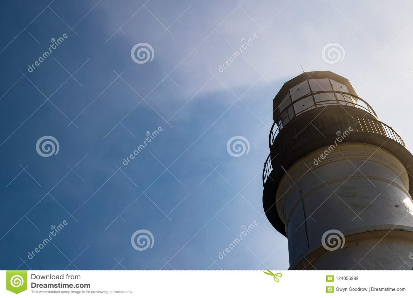 波特兰头灯塔,波特兰缅因,美国