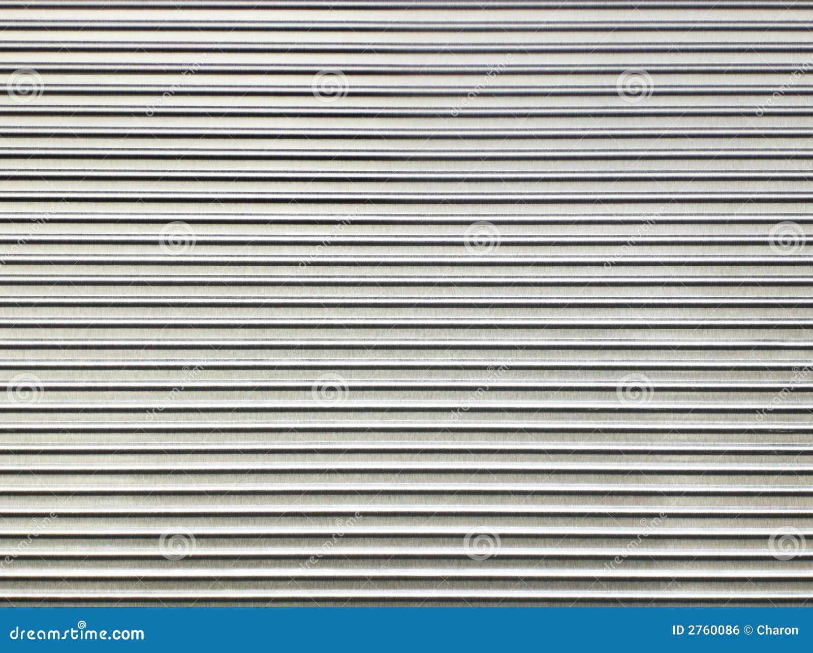 波纹状的模式板钢纹理