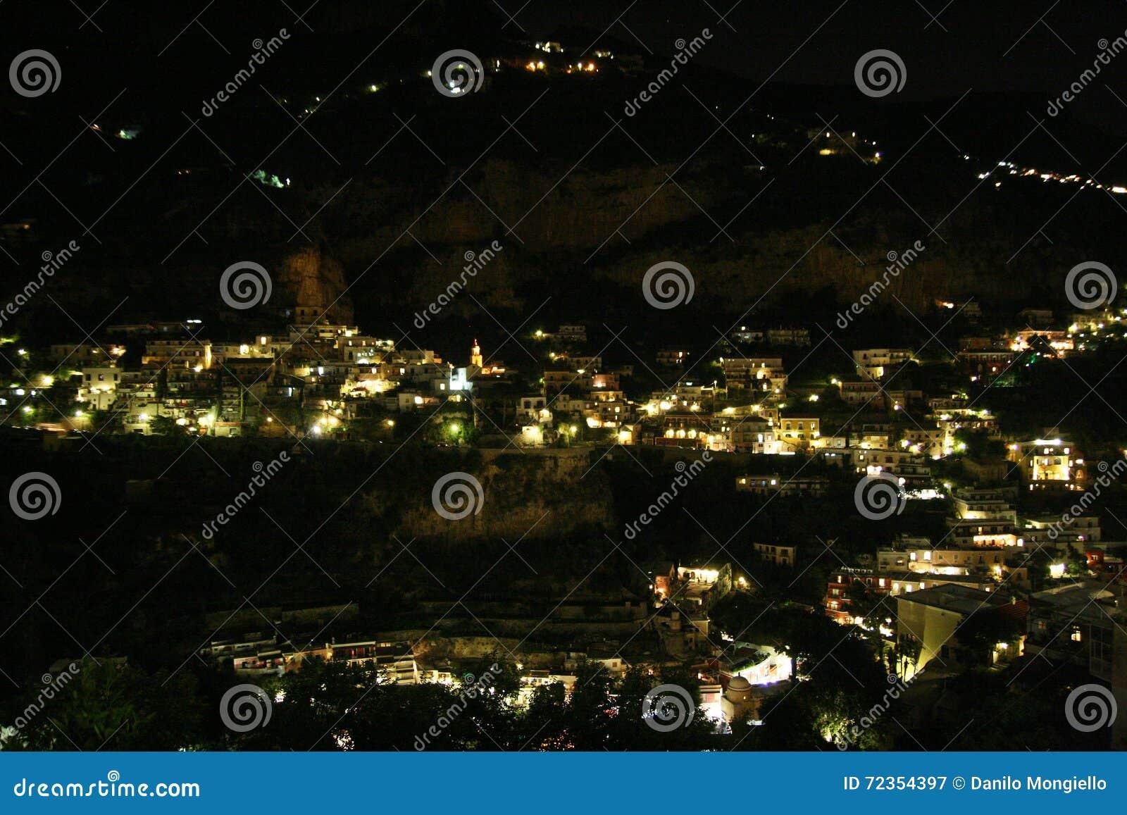 波西塔诺谷