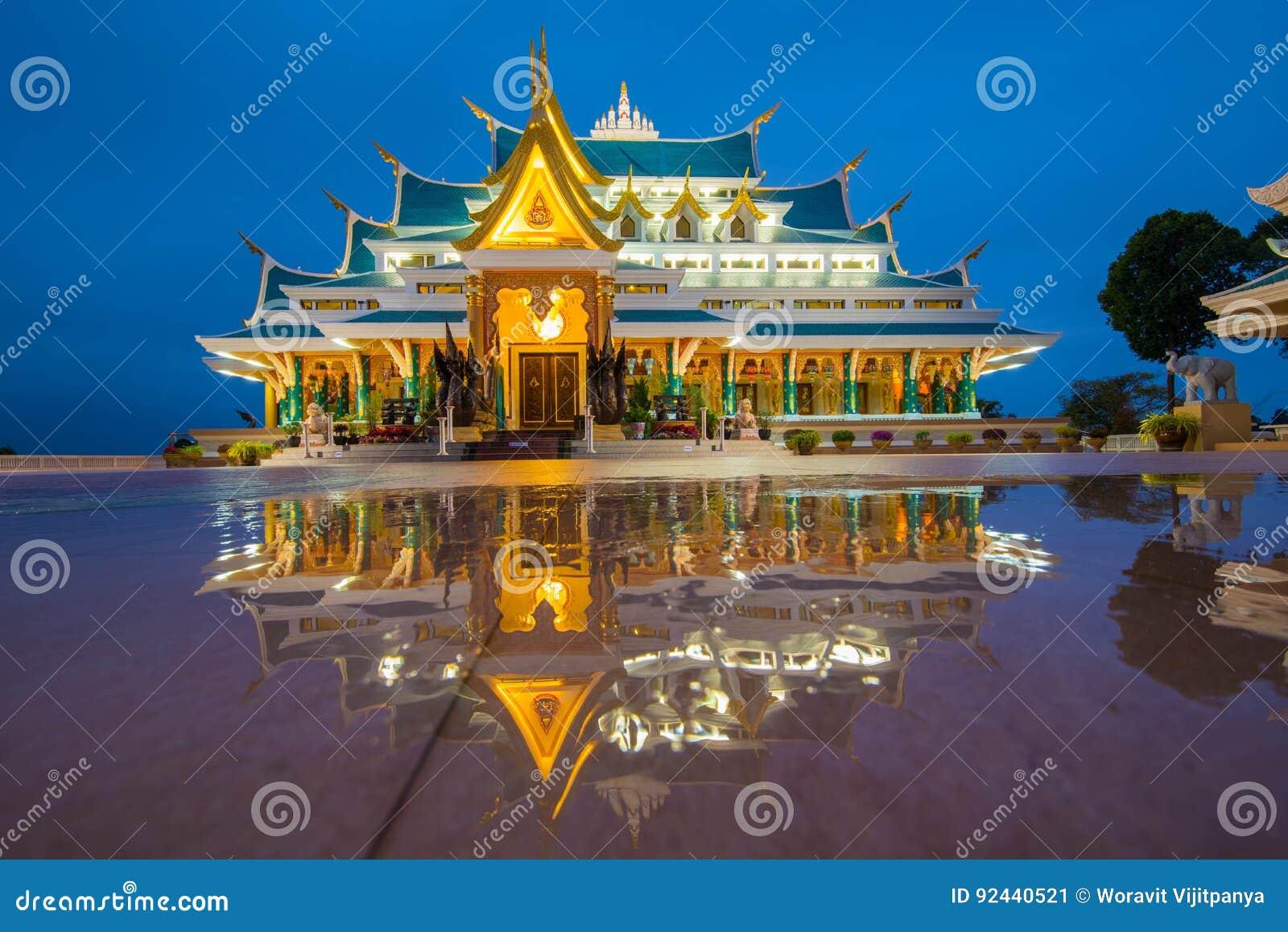泰国的寺庙