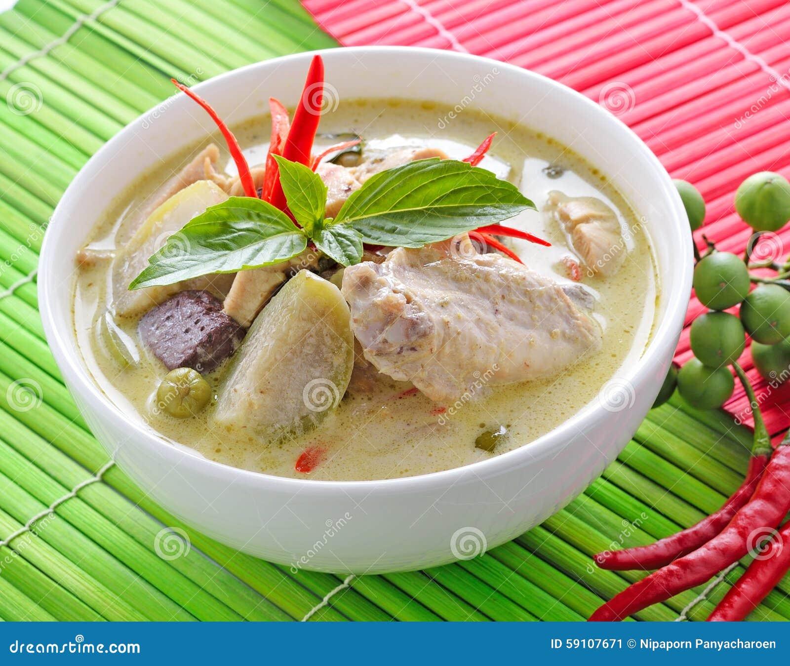 泰国的烹调