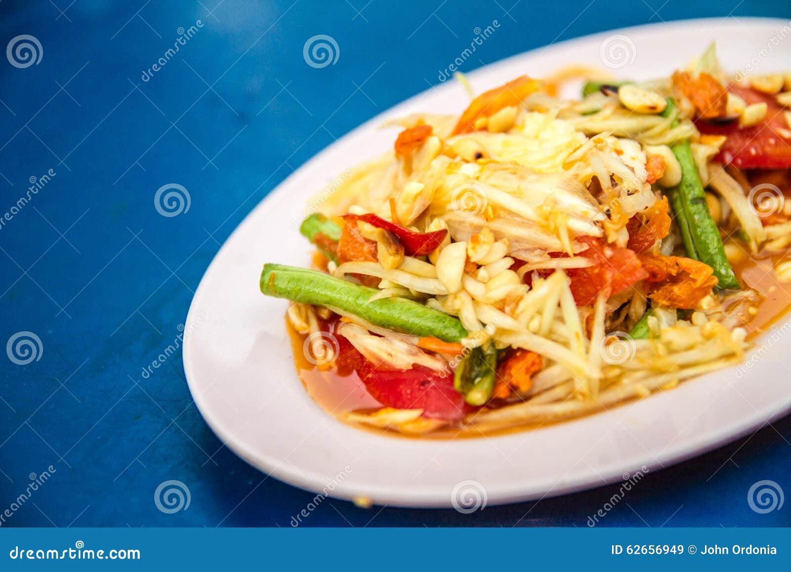泰国的食物