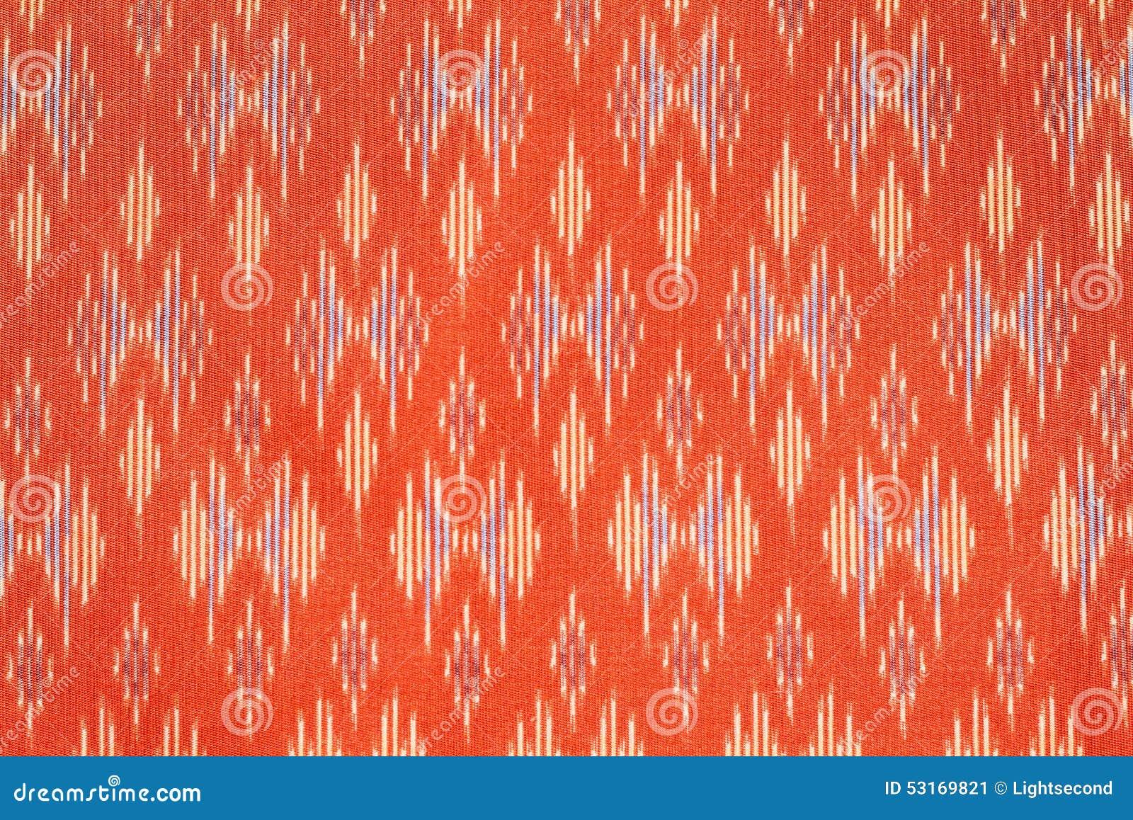 泰国织品的丝绸