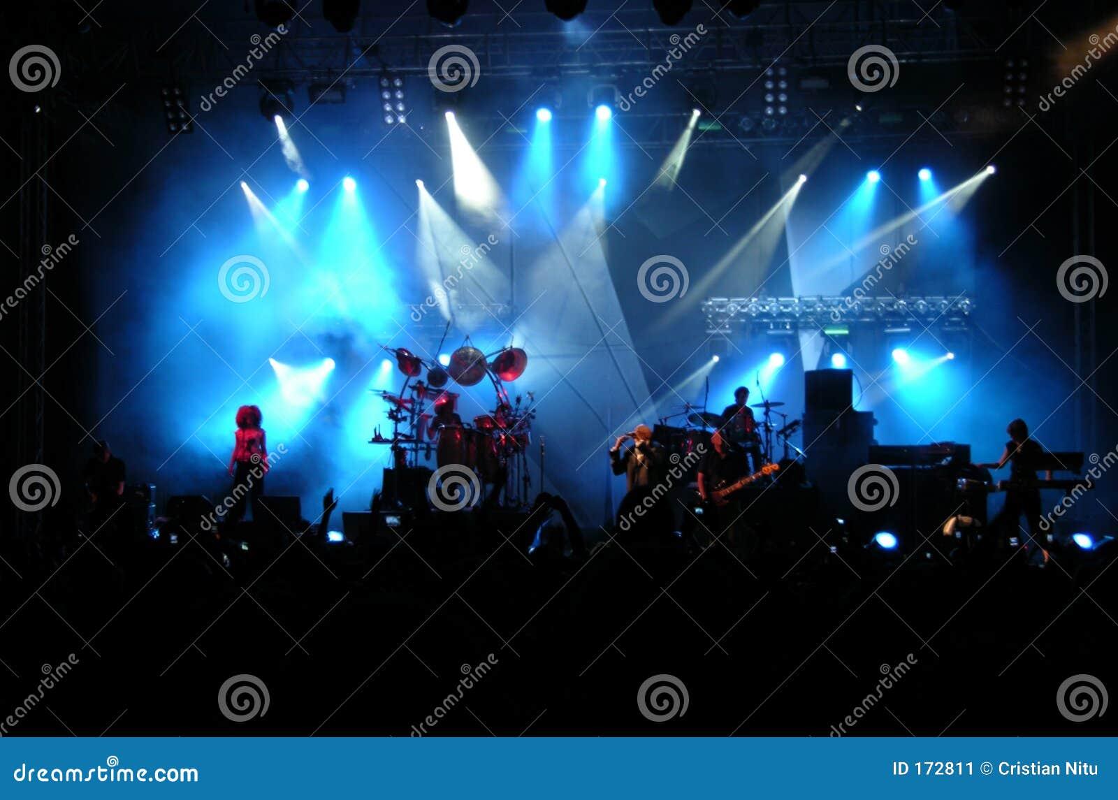 活的音乐会