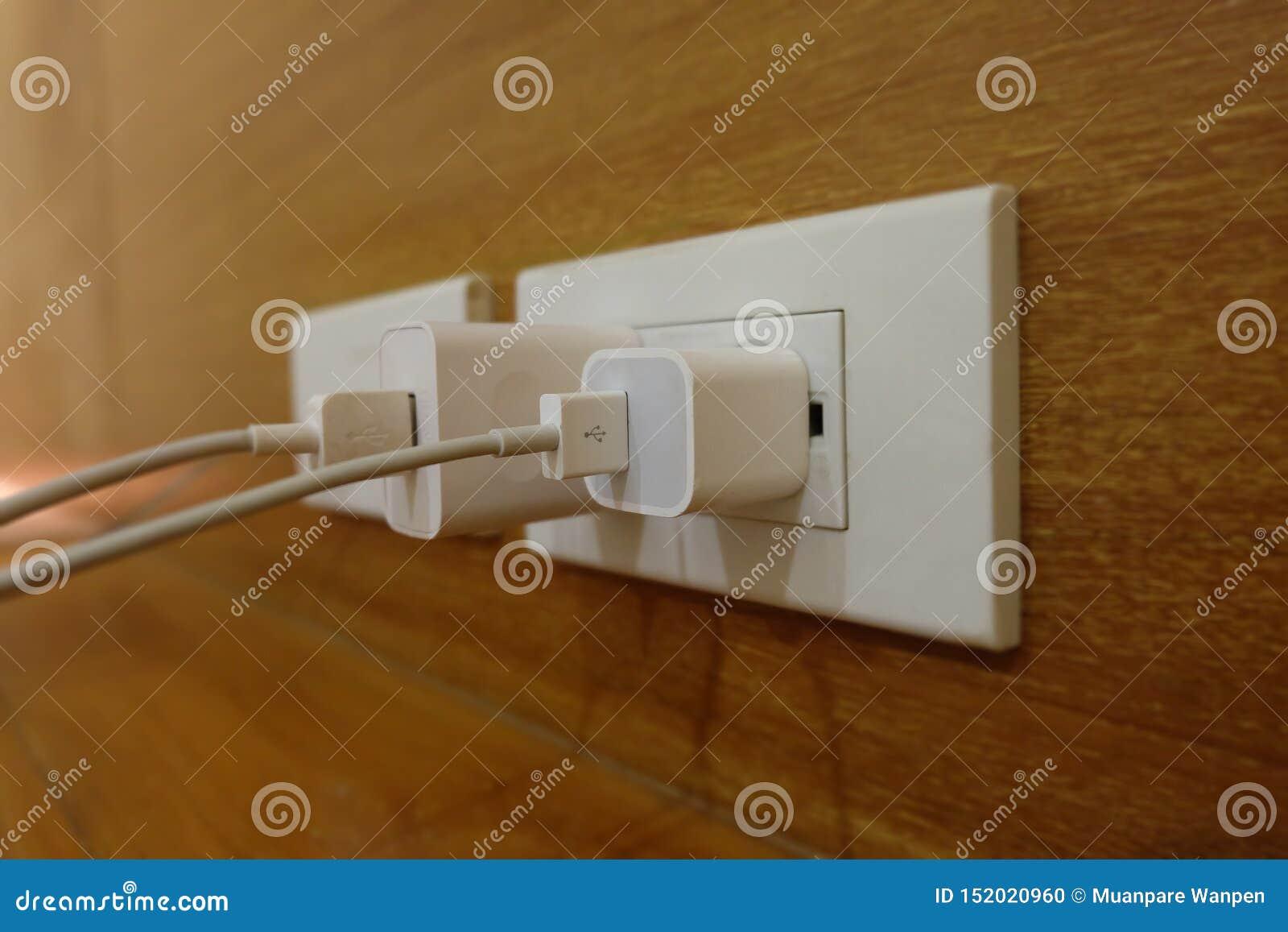 流动手机充电器