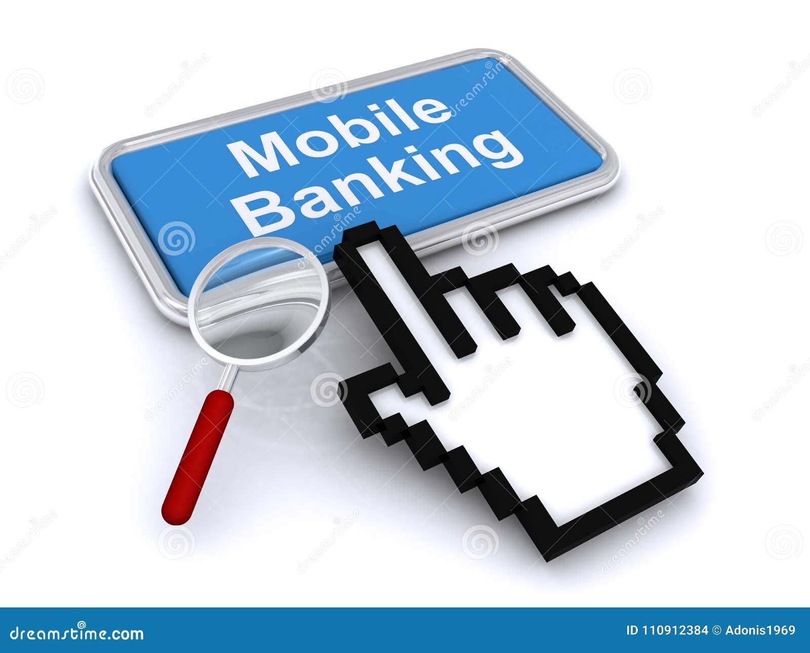 流动银行业务按钮