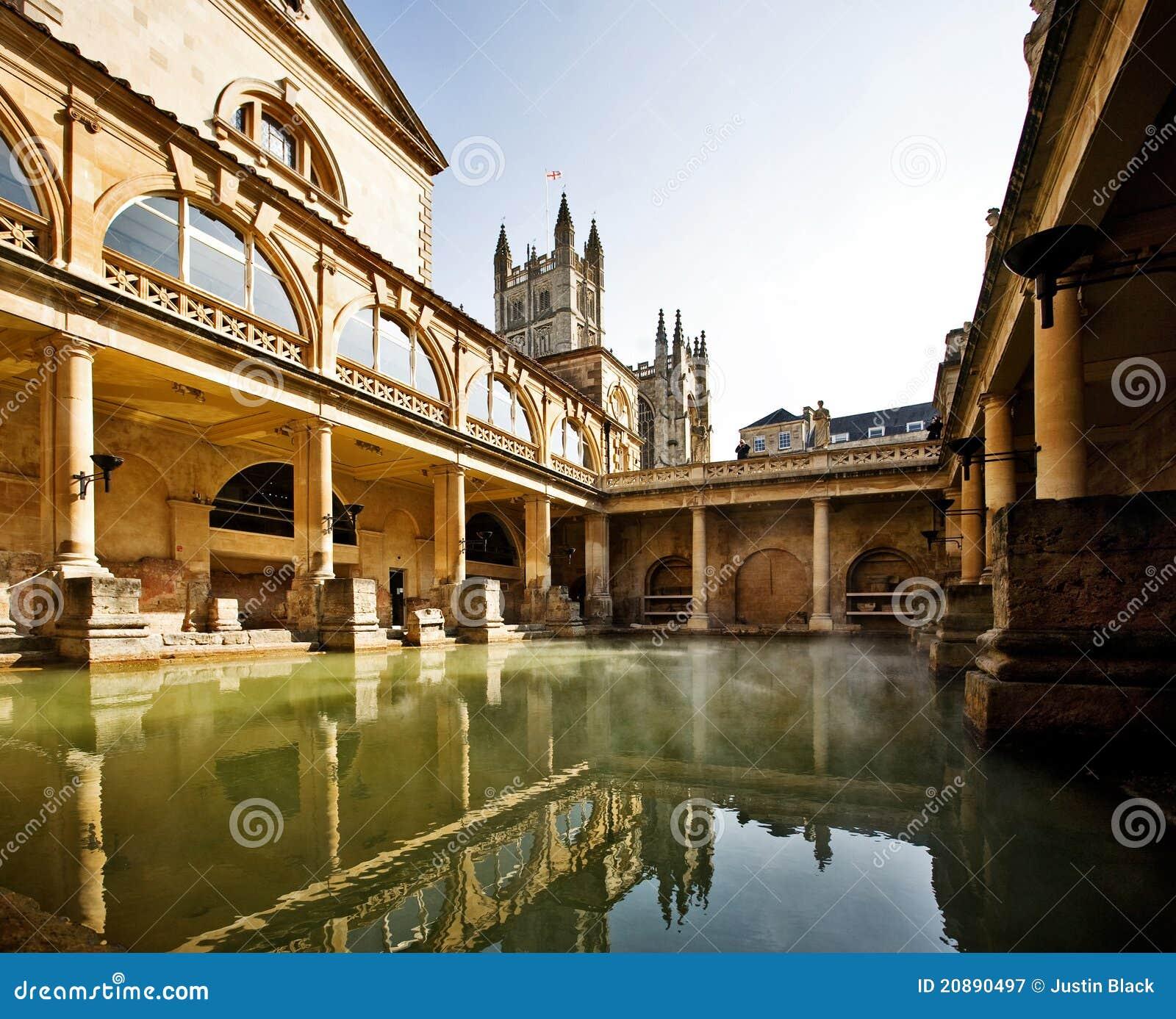 浴浴罗马英国