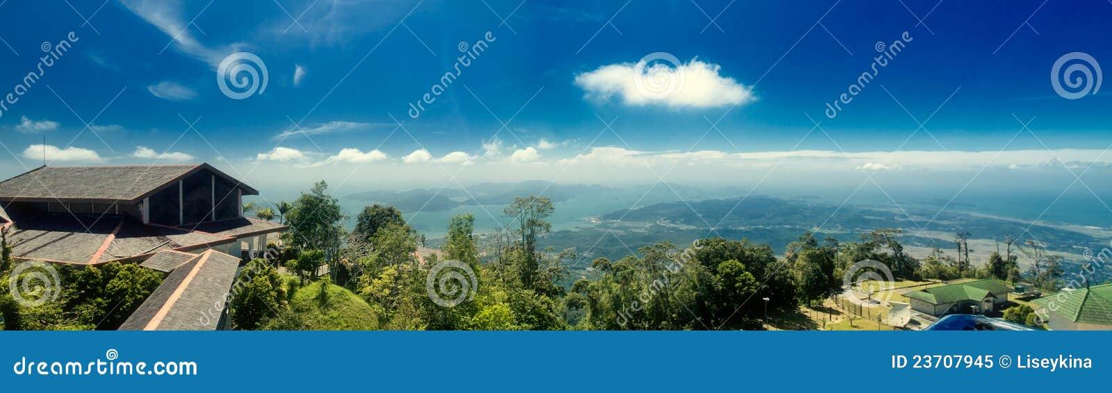海岛langkawi马来西亚观点