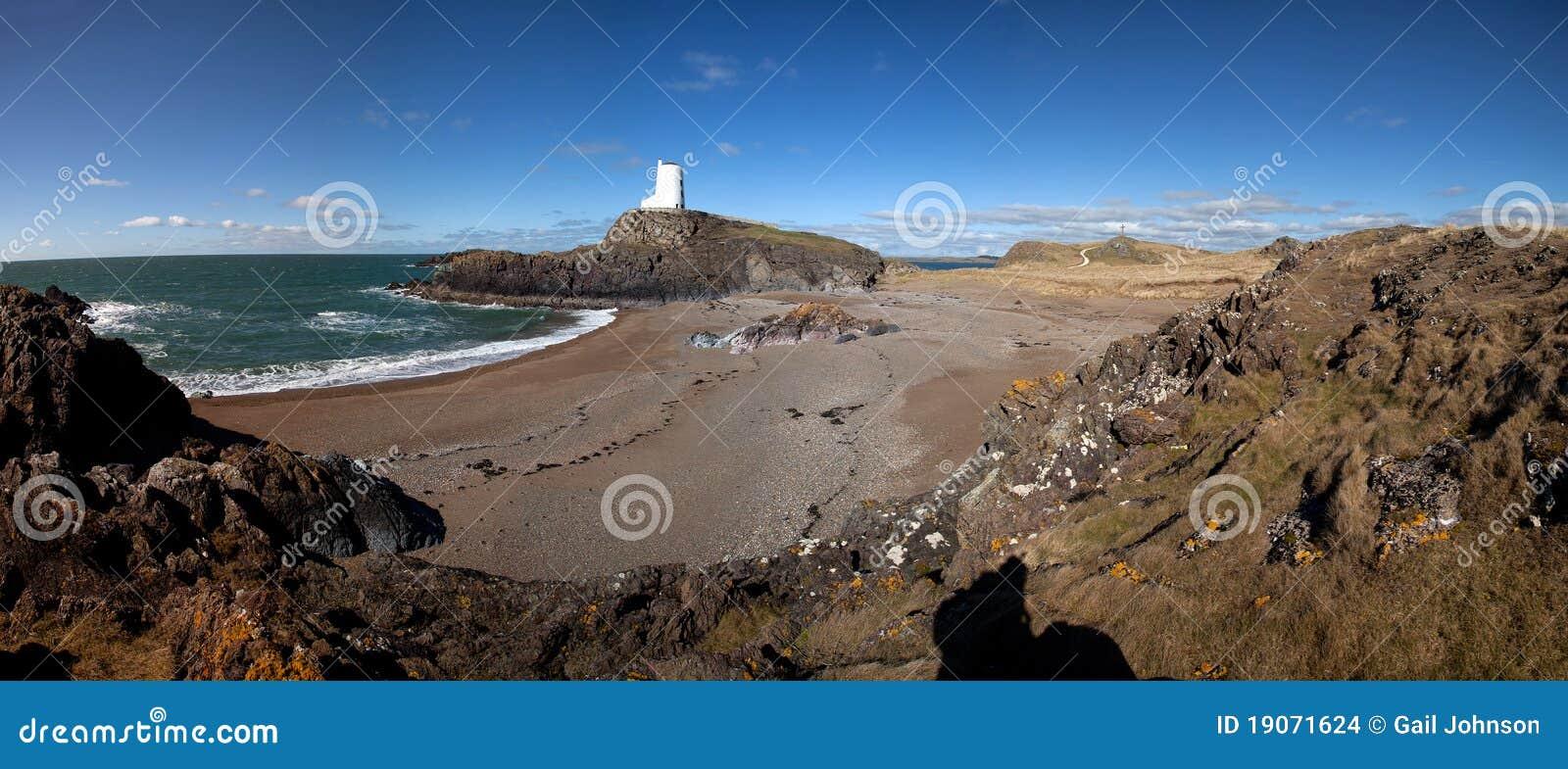 海岛llandwyn