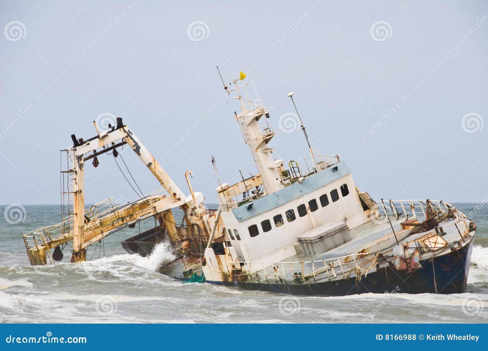 海岸纳米比亚海难
