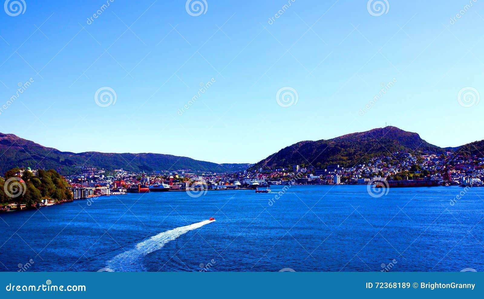海岸线挪威