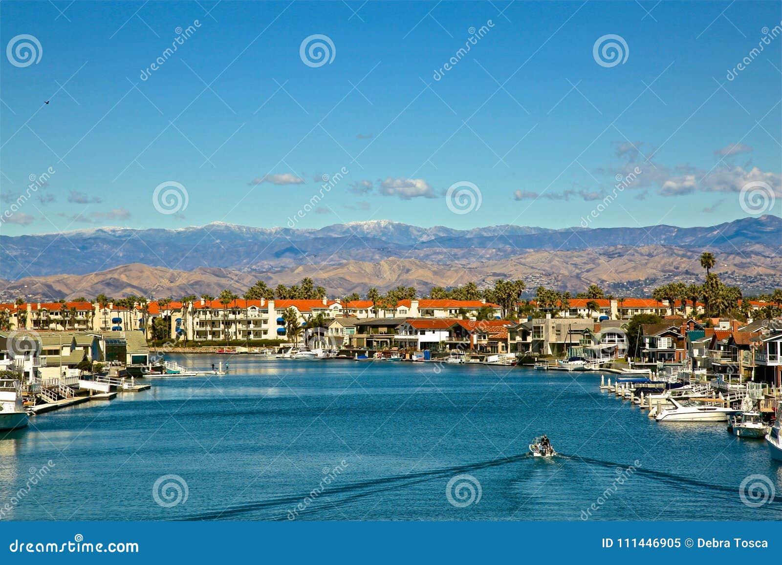海峡群岛港口Oxnard加利福尼亚