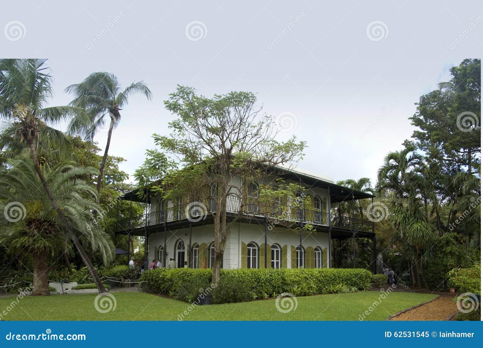 海明威的议院基韦斯特岛