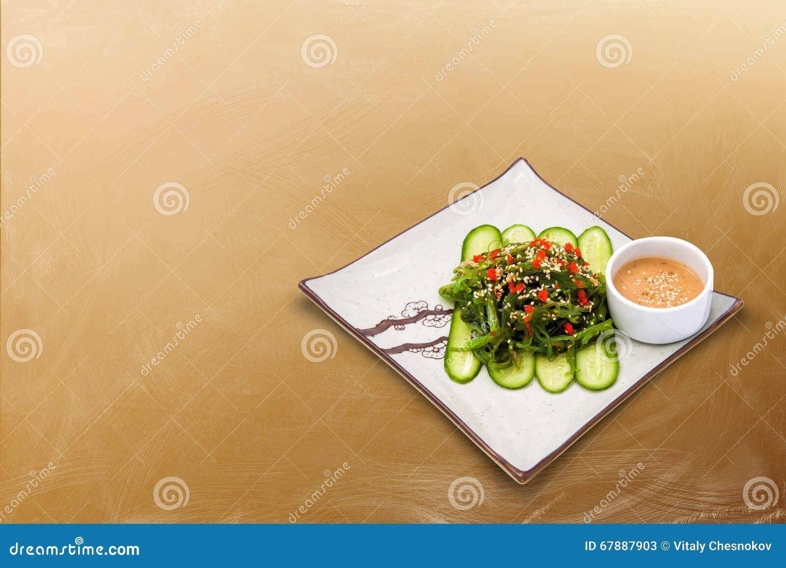 海沙拉用调味汁