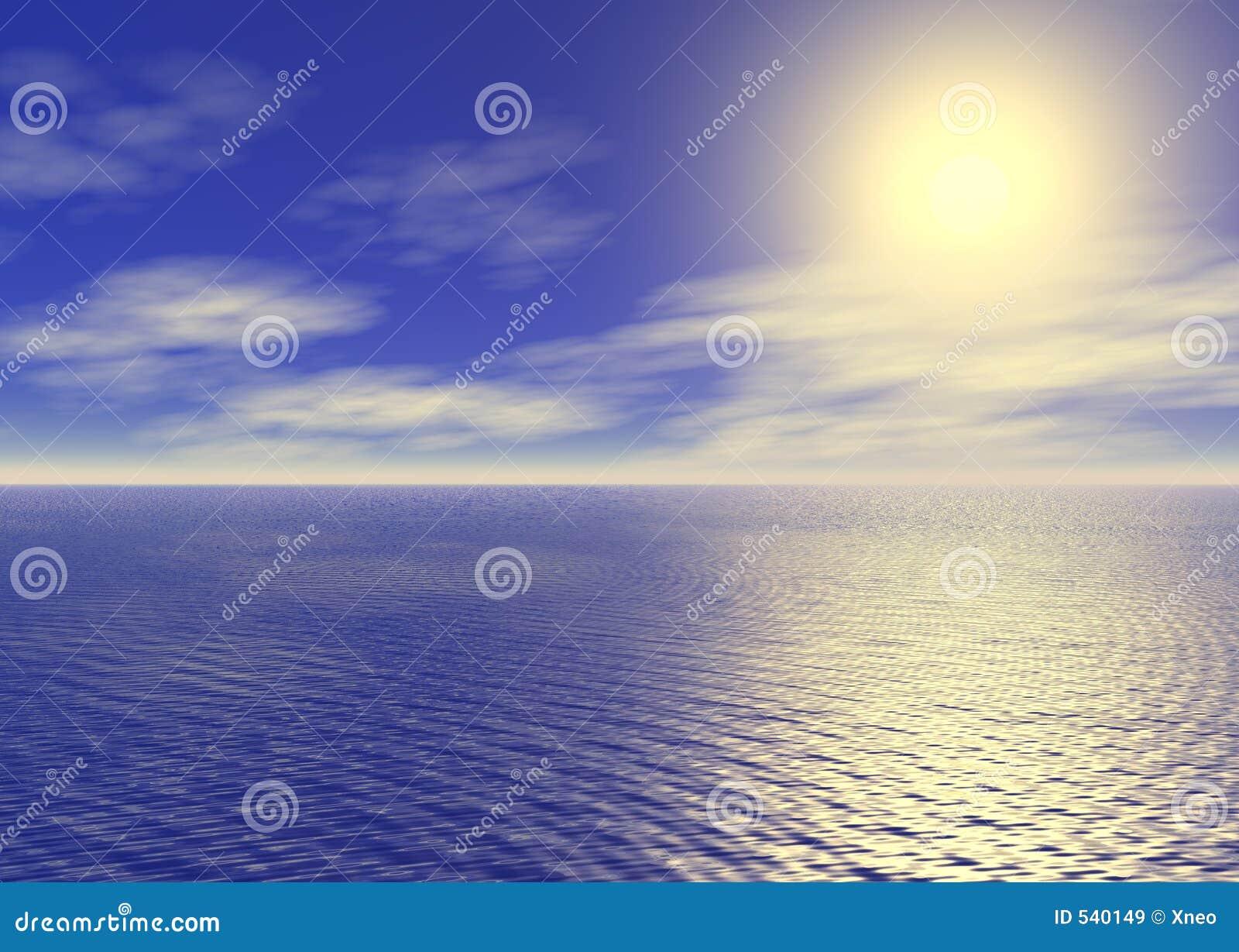 Download 海洋日出 库存例证. 插画 包括有 黎明, 海运, 图象, 无限, 黄昏, 背包, 桌面, 夹子, 靠山, 早晨 - 540149