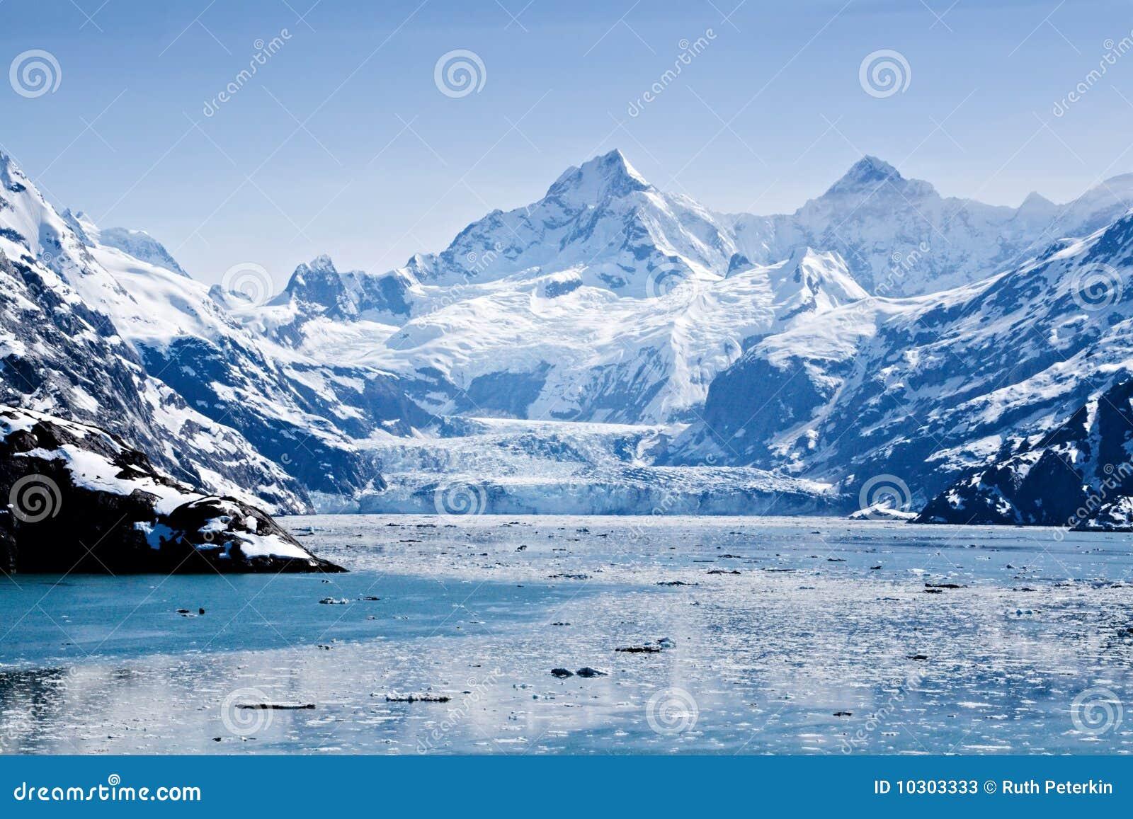 海湾冰川国家公园