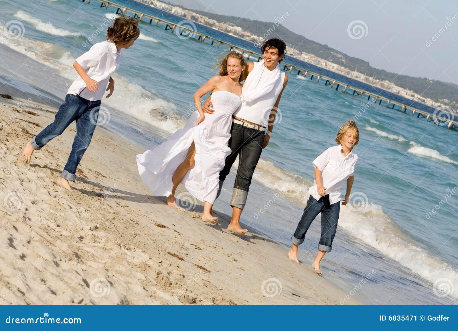 海滩系列暑假